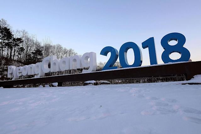 The 2018 Winter Olympics are set to begin in PyeongChang, South Korea, on Feb. 9, 2018. (Getty Images)