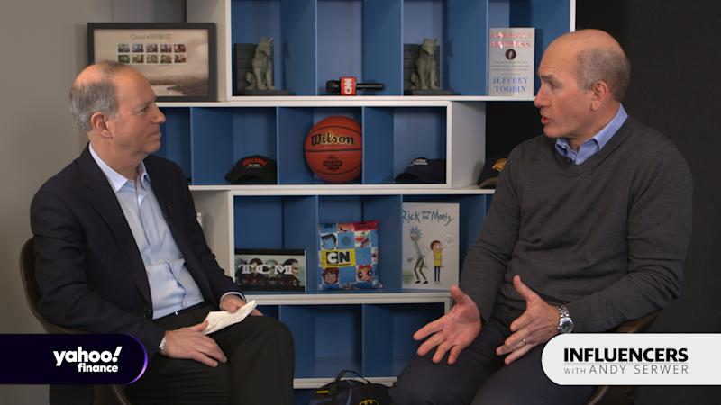 John Stankey, AT&T President and COO as well as WarnerMedia CEO, appears on Influencers with Andy Serwer.
