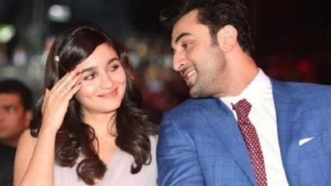Alia Bhatt revealed that she is awestruck by Ranbir Kapoor's effortless ease and sometimes forgets her own dialogues while watching him perform.