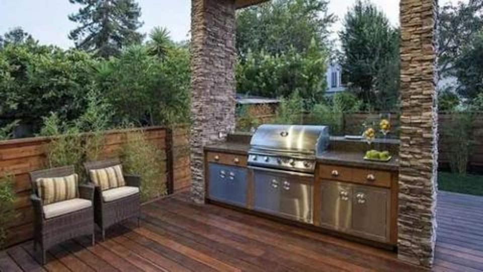 How to get your patio ready for a barbeque party
