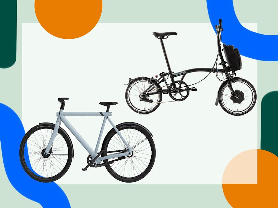 <p>Every e-bike has a battery to power it, meaning that it's likely to be heavier than a non-assisted ride</p> (The Independent)