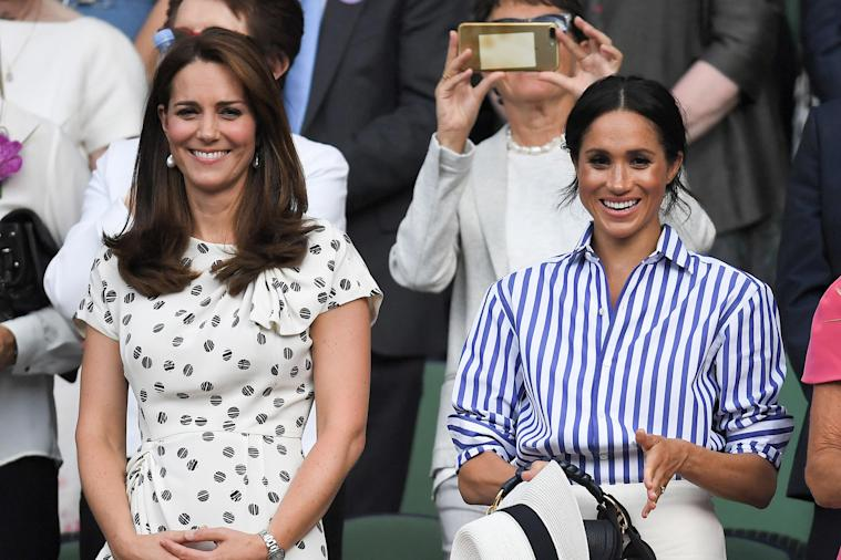 Meghan Markle's sister Samantha turned away from Kensington Palace after unannounced visitNaija247news