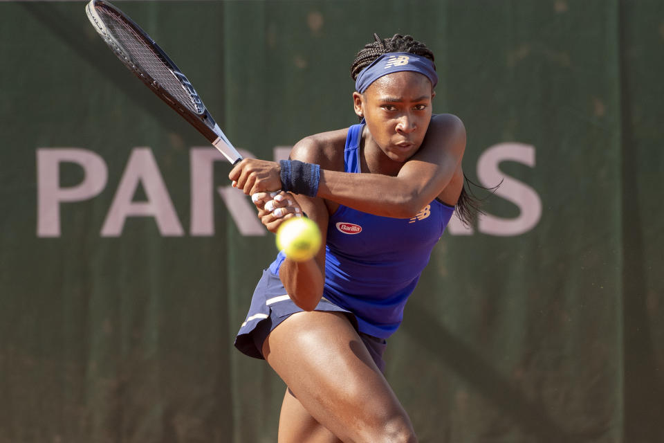 Gauff was born in Atlanta, Georgia on March 14, 2004. Her family moved to Florida so Gauff could have better opportunities for tennis training.