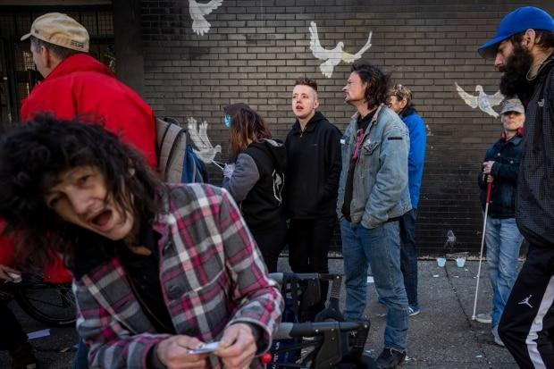 Will COVID-19 force change in Vancouver's troubled Downtown Eastside neighbourhood?