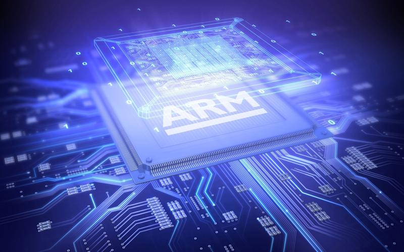 Arm holdings, founded in Cambridge, was recently sold to Japan's Softbank