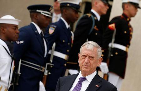 Mattis warns North Korea: aggression will mean the