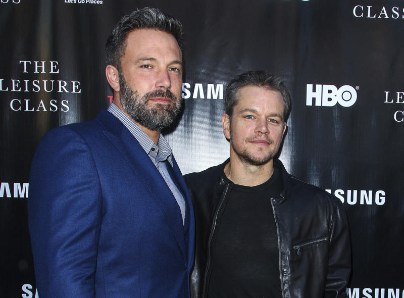 Affleck, Damon's production company to adopt inclusion rider