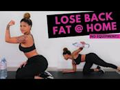 """<p>Join PT Annabelle Hayes for an intense, speedy back home workout. You won't need any kit – just your best effort. </p><p><strong>Equipment: </strong>Exercise mat</p><p><strong>How long? </strong>10 minutes<strong><br></strong></p><p><a href=""""https://www.youtube.com/watch?v=1WpDUlJkf5Q&ab_channel=AnnabelleHayes"""" rel=""""nofollow noopener"""" target=""""_blank"""" data-ylk=""""slk:See the original post on Youtube"""" class=""""link rapid-noclick-resp"""">See the original post on Youtube</a></p>"""