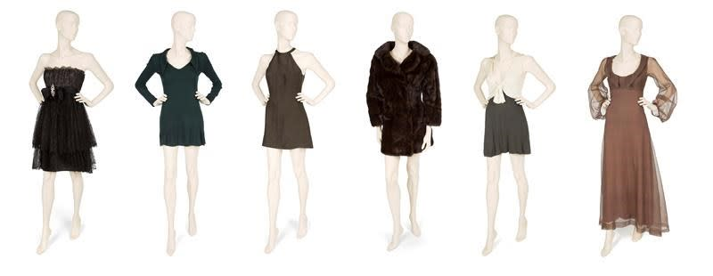 Swinging '60s styles up for auction from Sharon Tate estate