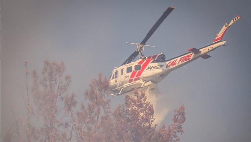 California: Fire Officials warn the Deadly Camp Fire is 'Not Even Half-way Done'