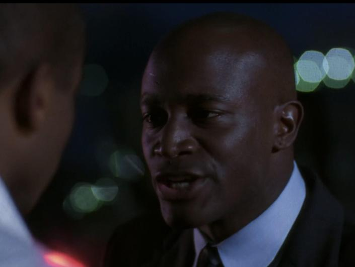 taye diggs the west wing