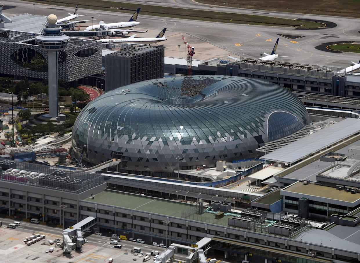 The airport is one of the best looking in the world (Picture: Getty)