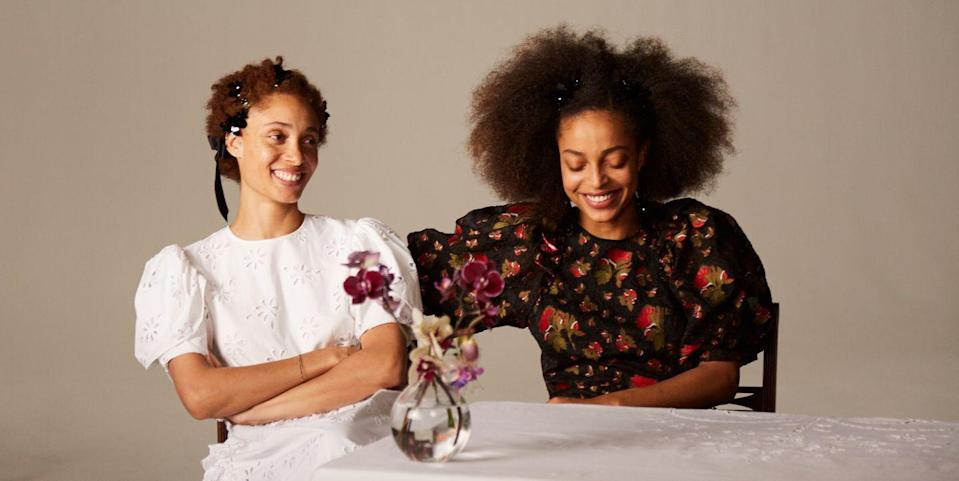 Photo credit: Courtesy of H&M x Simone Rocha