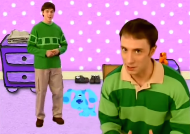 The Fascinating Reason Blues Clues Host Steve Left The Show At