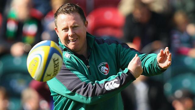 Matt O'Connor will replace Aaron Mauger at Leicester Tigers, returning to the club where he won the league as coach in 2013.