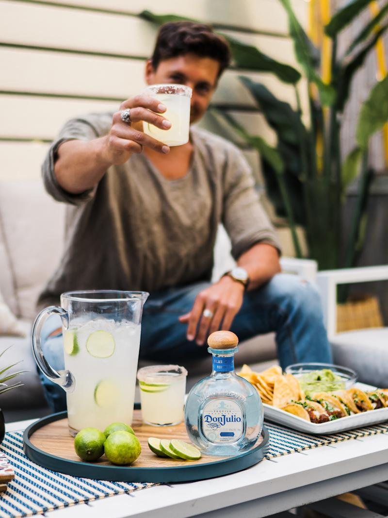Lifestyle and Travel Influencer Zack Kalter Creates a #SummerOnWithDon At-Home Oasis from Los Angeles, CA