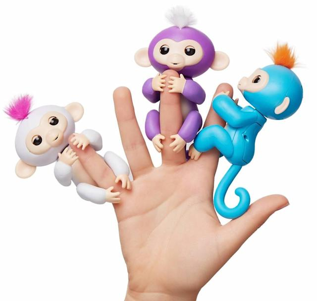 Collect all Fingerlings and listen to them sing in chorus.