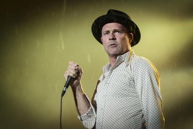 <p>Gord Downie was the lead vocalist and lyricist for the Tragically Hip, as well as a poet, actor, and solo artist. He died Oct. 17 of glioblastoma. He was 53.<br>(Photo: Getty Images) </p>