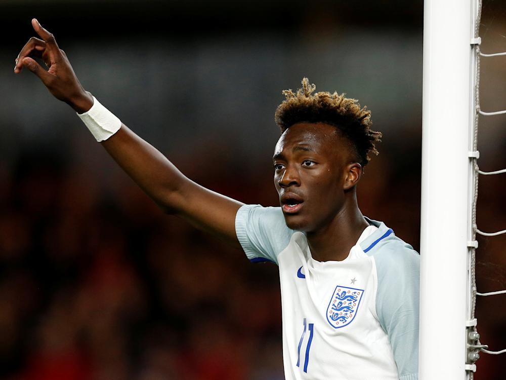 Tammy Abraham: Reuters