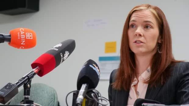 Northwest Territories Finance Minister Caroline Wawzonek says she will observe legal advice given to her regarding the recent conversation of an exploration licence to a significant discovery licence.