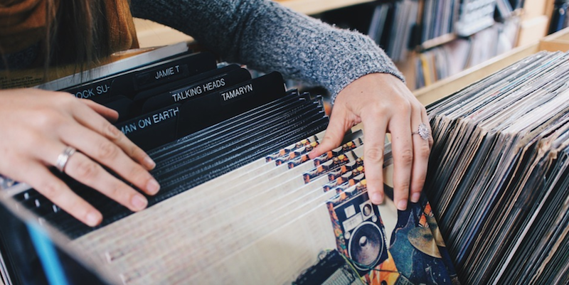 Vinyl sales on track to earn more than CDs for first time in over 30 years