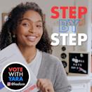 "<p>The Blackish star has even filmed a step by step 'Vote With Yara' guide to assist first time voting fans.</p><p><a href=""https://www.instagram.com/p/CG0ANjzgMnj/"" rel=""nofollow noopener"" target=""_blank"" data-ylk=""slk:See the original post on Instagram"" class=""link rapid-noclick-resp"">See the original post on Instagram</a></p>"