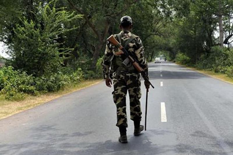CRPF Constable Shoots Dead 3 Jawans After Altercation in J&K Camp, Turns Rifle on Himself