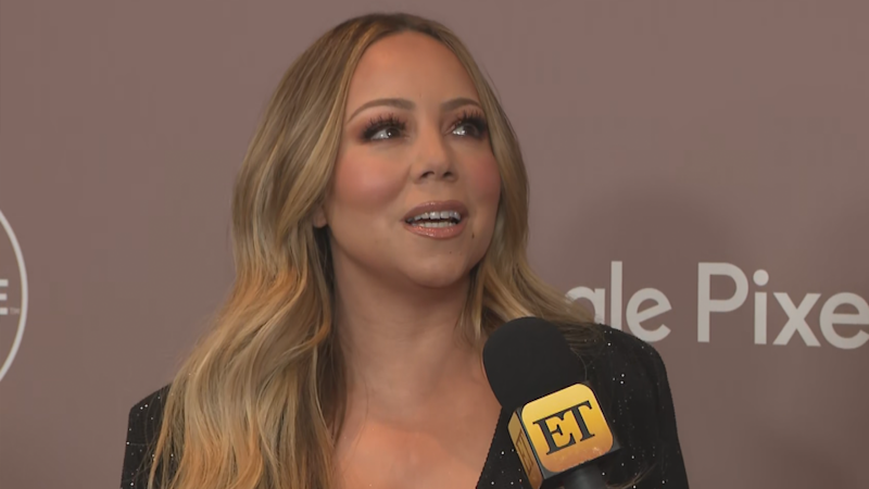 Mariah Carey Addresses Rumors She's on 'The Masked Singer' (Exclusive)