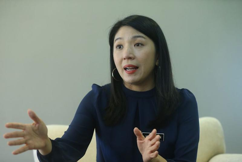 Minister of Energy Technology Science Climate Change and Environment Yeo Bee Yin said the government will introduce a standard operating procedure (SOP) to address the problems caused by open burning. — Picture by Zuraneeza Zulkifli