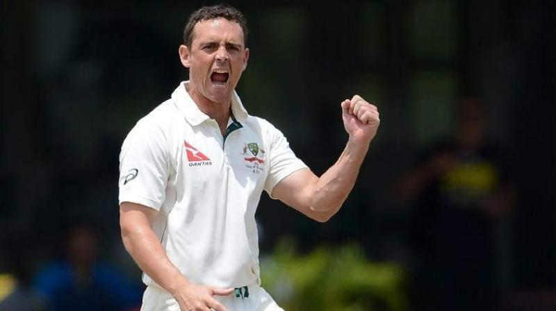 Steve O' Keefe was one of the few players who did not make it to the playing XI inspite of being a part of the Kochi Tuskers Kerala squad