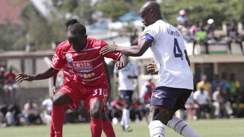 Sofapaka midfielder Dennis Odhiambo challenges team ahead of Kariobangi Sharks clash