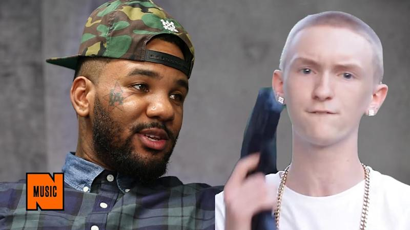 "The Game on Slim Jesus: ""He's Gonna Get His Ass Smoked"""