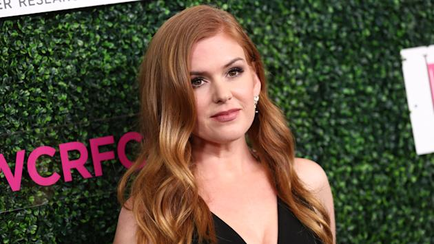 Amy adams and isla fisher are both pregnant