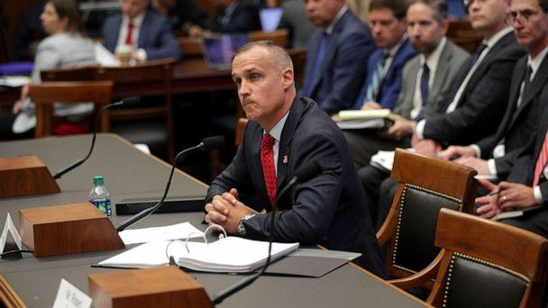 PHOTO: Former Trump campaign manager Corey Lewandowski testifies during a hearing before the House Judiciary Committee in the Rayburn House Office Building on Capitol Hill, Sept. 17, 2019, in Washington, DC. (Alex Wong/Getty Images)