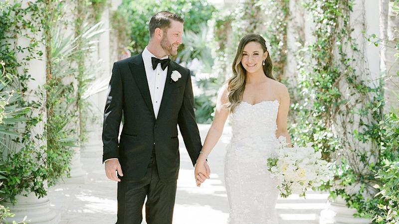 Classic Glamour Abounded During This Beach-to-Ballroom Wedding Weekend in Palm Beach