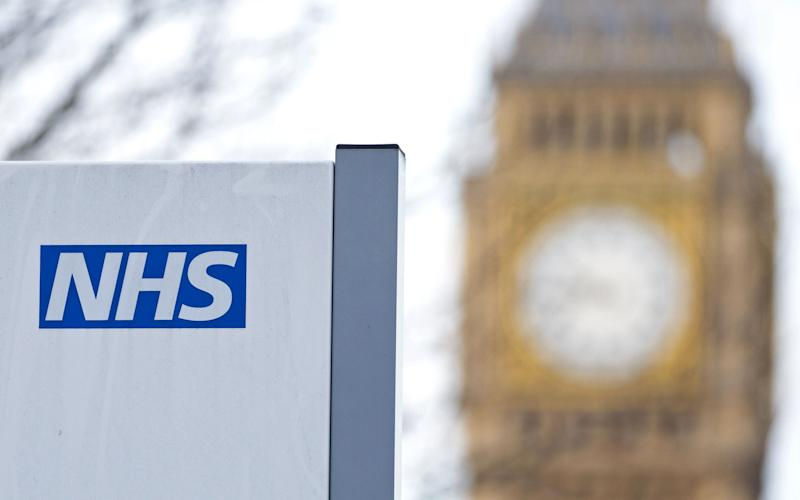The NHS is now 'urgently investigating'  - AFP or licensors