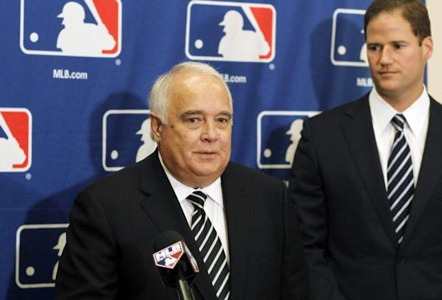 Ron Fowler called out yet another Padres player during an interview. (AP)