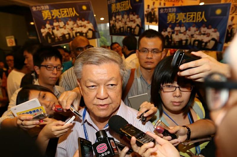 Chua is seen to be using this by-election to boost his relevance among party members. — Picture by Saw Siow Feng