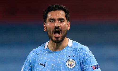 Ilkay Gündogan believes Manchester City need 100 points to top Liverpool