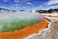 <p>This geothermal pool is a hot spring that gets its boozy name from the bubbly nature of its waters.</p>