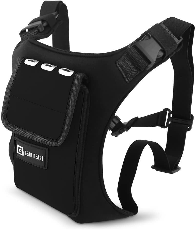 """<p>If you're looking for something to carry your important items in, try the <span>Gear Beast Running Backpack</span> ($25). """"This mini backpack is lightweight and totally bounce-free (unlike a lot of running belts I've tried), and is just big enough to fit my phone, ID, and house key. It's so comfortable, I forget I have it on, which is the highest compliment you can give to a piece of running equipment!"""" - MR</p>"""