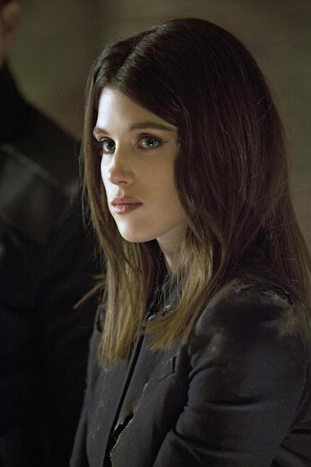 Lucy Griffiths as Eric Northman's vampire sister Nora, who is a double agent in the Authority