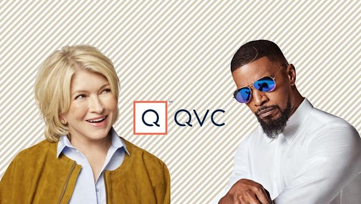 Shop your favorite celeb's exclusive collections at QVC.