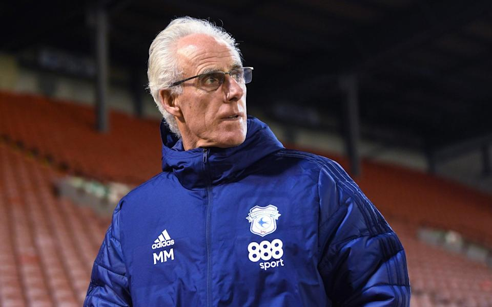 Mick McCarthy - GETTY IMAGES