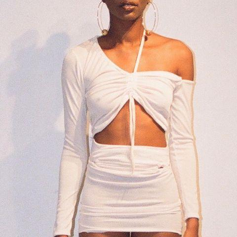 """<p>Toronto-based designer Tyrell Harriott launched his namesake label just two years ago, but we foresee the slinky dresses and separates becoming a favourite among influencers and supermodels in no time. From tie-dye frocks to cute co-ords, your holiday-ready party wardrobe awaits.</p><p><strong>We go there for:</strong> Partywear.</p><p><a class=""""link rapid-noclick-resp"""" href=""""https://tyrell.shop/collections/all"""" rel=""""nofollow noopener"""" target=""""_blank"""" data-ylk=""""slk:SHOP TYRELL"""">SHOP TYRELL</a></p><p><a href=""""https://www.instagram.com/p/B_u90rYAcdt/?utm_source=ig_embed&utm_campaign=loading"""" rel=""""nofollow noopener"""" target=""""_blank"""" data-ylk=""""slk:See the original post on Instagram"""" class=""""link rapid-noclick-resp"""">See the original post on Instagram</a></p>"""