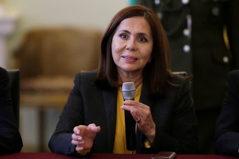Mexico accuses Bolivia of intimidating its diplomats in La Paz