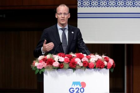 "Group of 20 (G-20) high-level seminar on financial innovation ""Our Future in the Digital Age"" on the sidelines of the G-20 finance ministers and central bank governors meeting in Fukuoka"