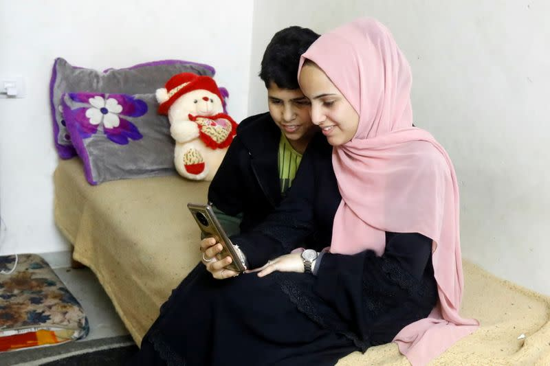 Separated by politics, a Gaza family longs for Mother's Day reunion