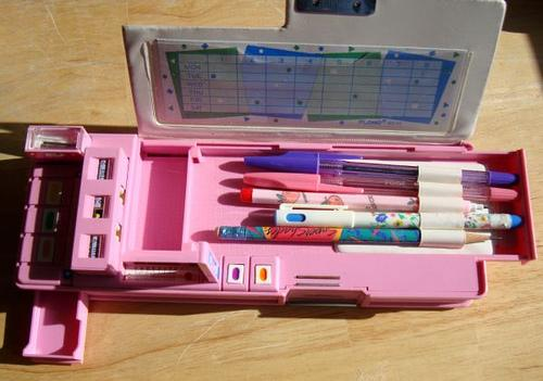 Multi-purpose pencil case