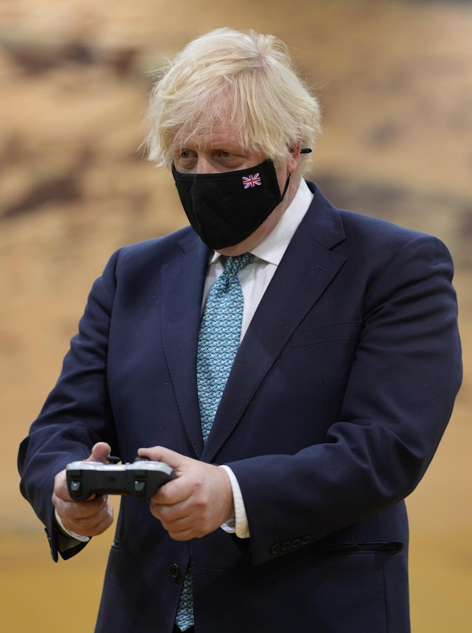 Prime Minister Boris Johnson wants the travel guidance to be as 'user-friendly as possible' (Alastair Grant/PA) (PA Wire)